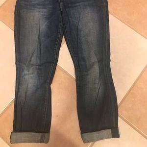 """Joe's Jeans """"Chelsea"""" cropped jeans"""